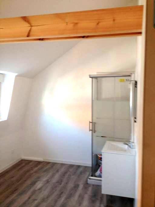 Chambre étudiant rénovée et sympa - Villeneuve-d'Ascq - Wohnung