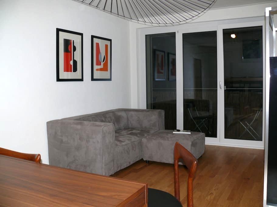 Modern flat - Schmiede Widiekon - Zürich - Apartment
