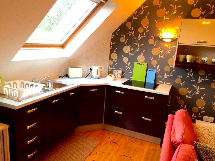 Luxury 2 bed apartment - Moycullen
