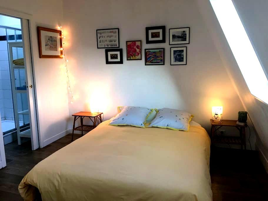 6étg Studio lumineux, très agréable - Paris - Guesthouse