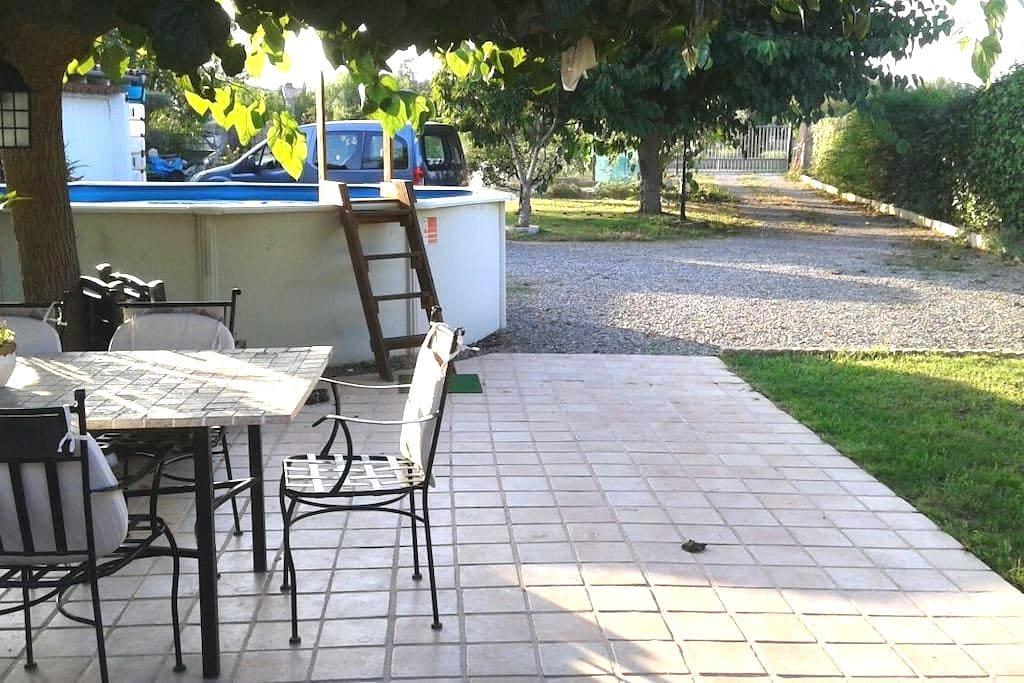 Deux chambres, capacité por 6 pers a 4 km Cambrils - Montroig del camp - Bed & Breakfast