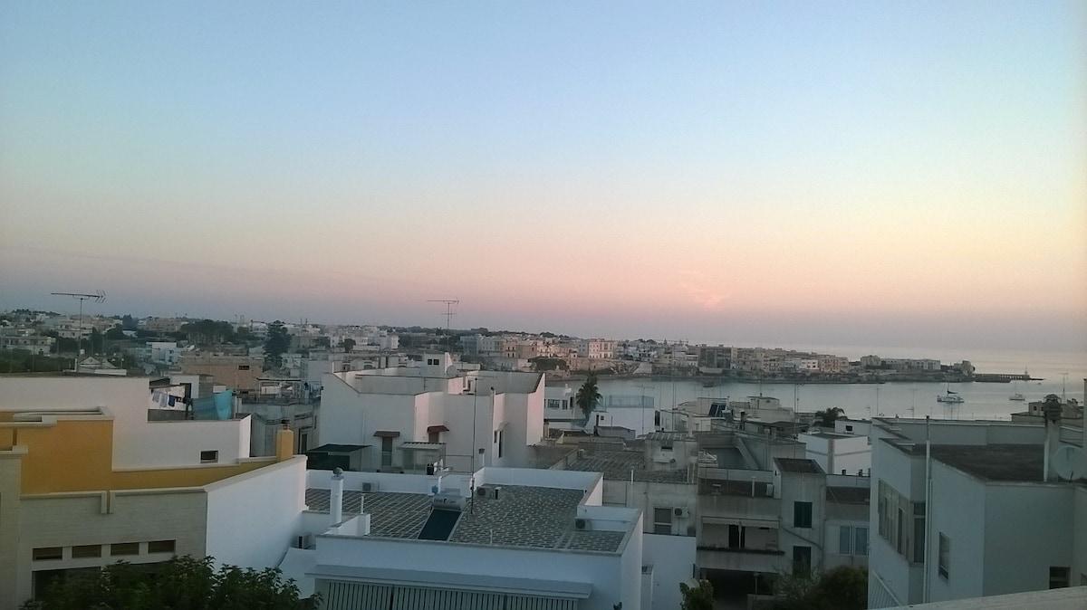 appartamento con terrazza panoramica a Otranto - Condominiums for ...