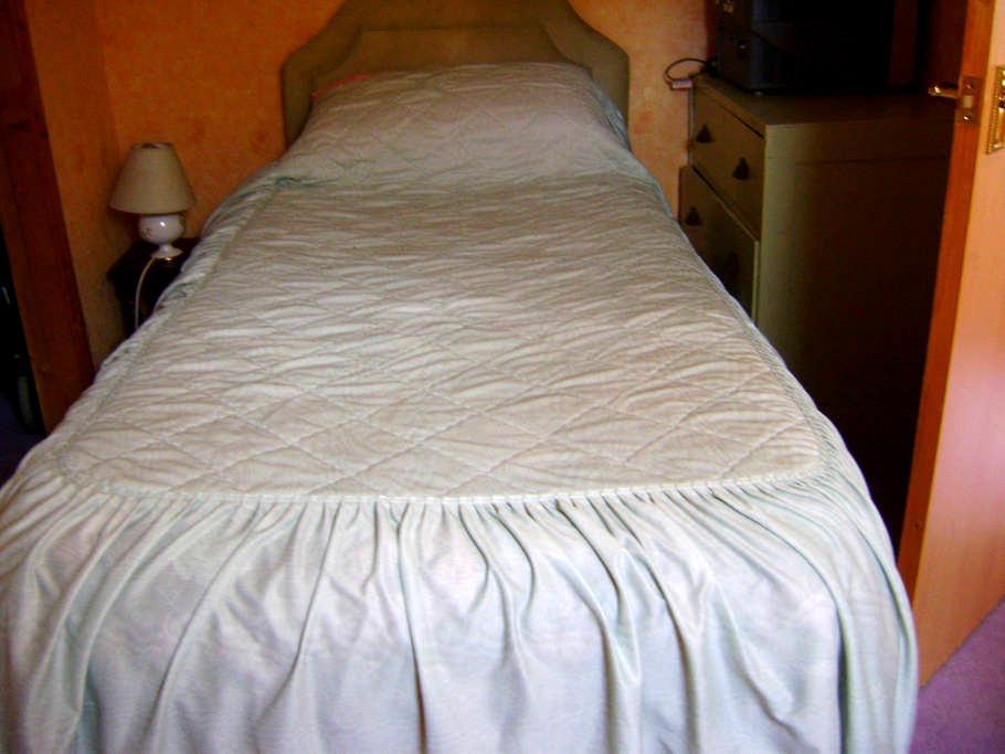 Single room, village B&B near Skye - Auchtertyre - Bed & Breakfast