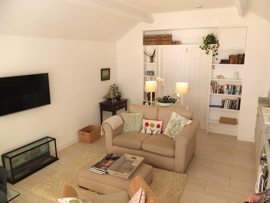 Abergeraint Studio Apartment - Criccieth - Appartement