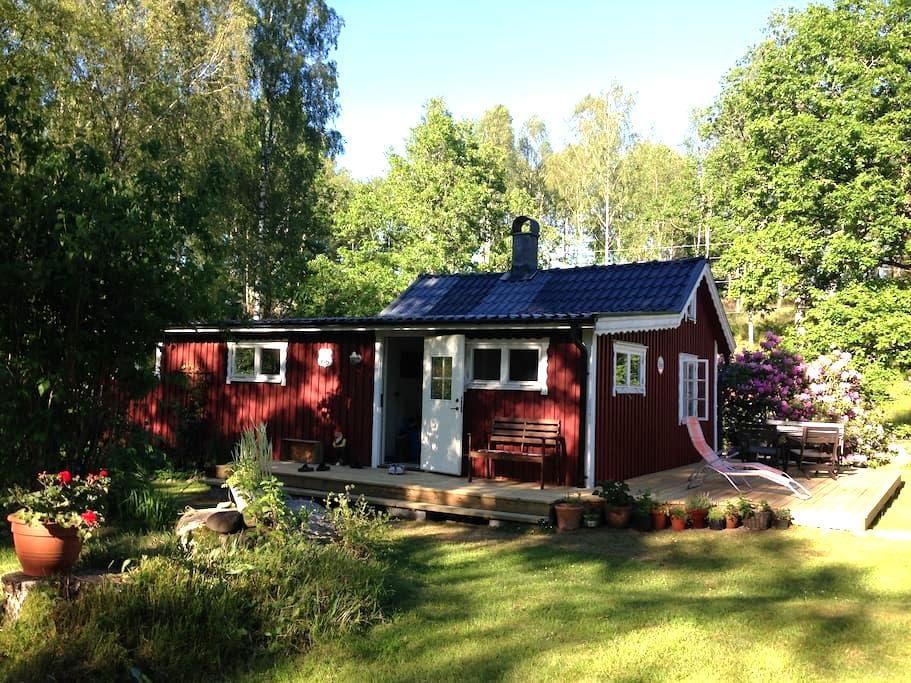 Charmigt nyrenoverat torp - Öxabäck - Casa