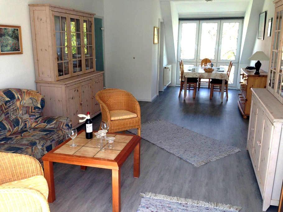 Graal-Müritz Ostsee Ferienwohnung - Graal-Müritz - Wohnung