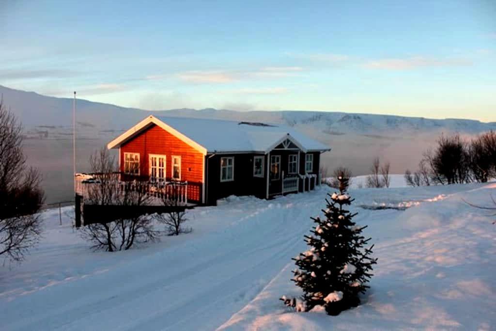 Bed and breakfast by the sea B - Akureyri - Inap sarapan