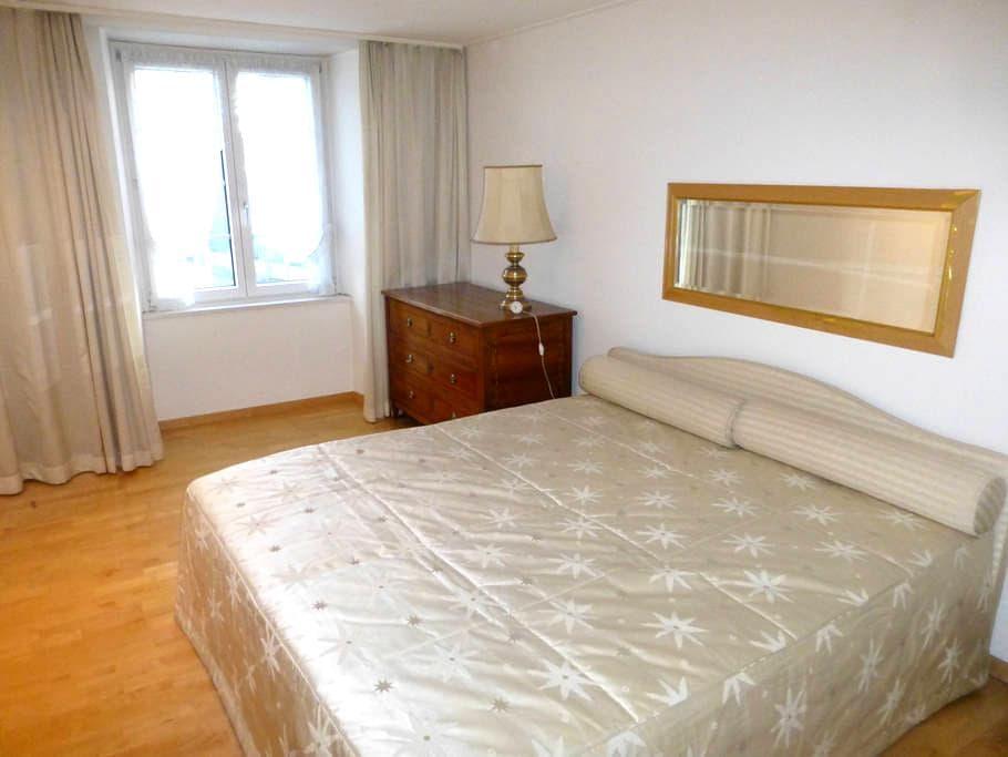 Gemütliches Doppelzimmer in Sissach - Sissach - Bed & Breakfast
