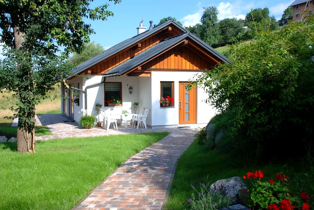 Ferienhaus Baumschlager - Mitterweng - บ้าน