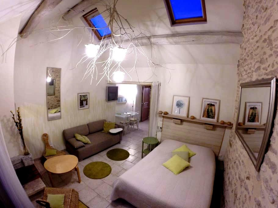 Studio en rez de jardin - Milly-la-Forêt - Daire