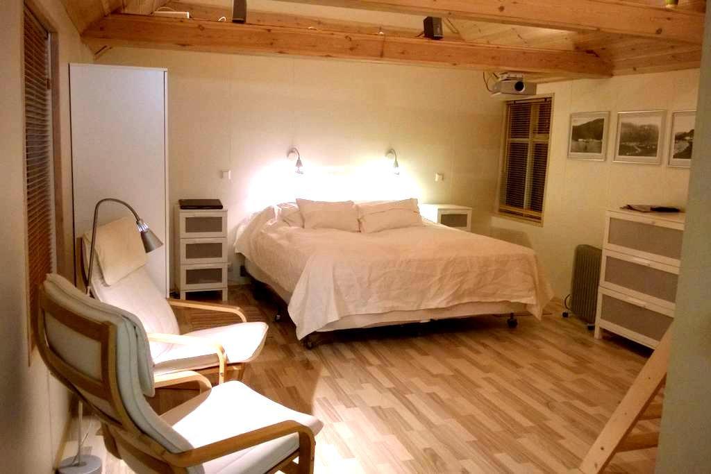Comfortable bungalow in oldtown - Ísafjörður - Dům