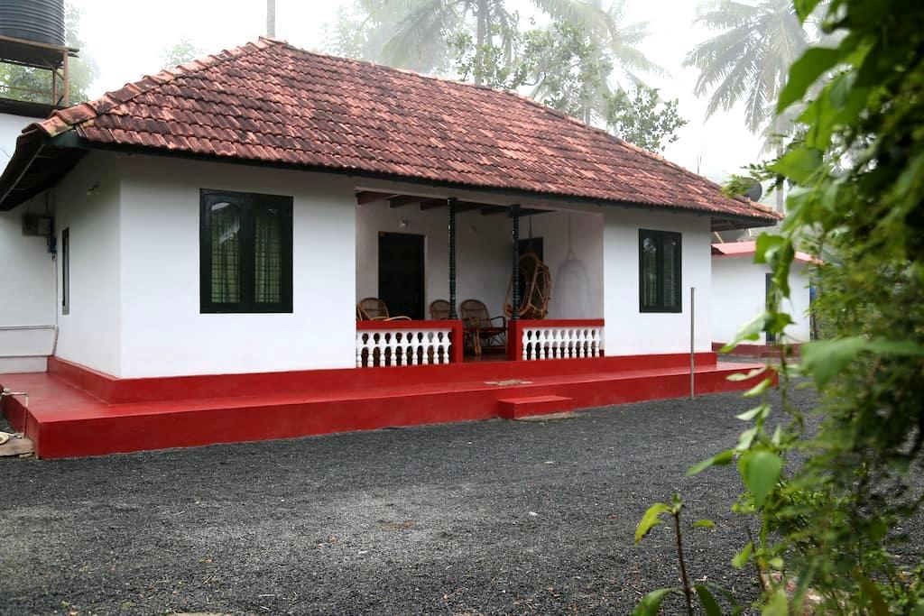 Hive Homes - Ammini's - Wayanad - Rumah