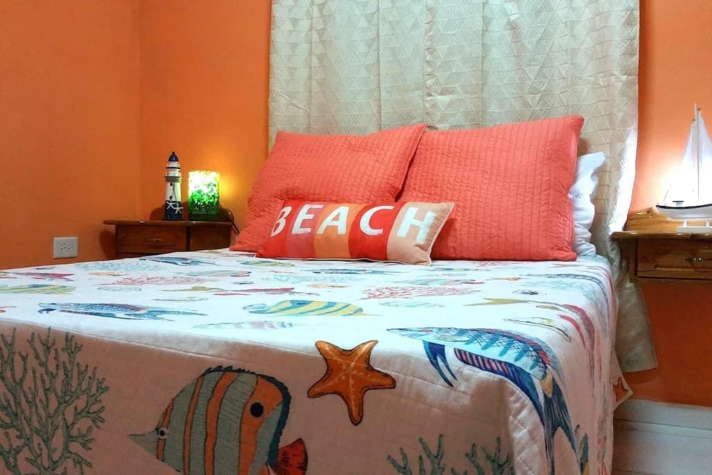 Beach Seabeds@Casa Estrada B&B in Playa La Boca - La Boca Trinidad - Bed & Breakfast