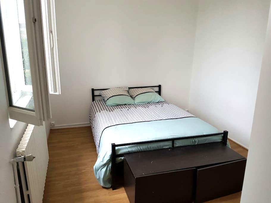 Deux Chambres en plein centre ville - Langon - บ้าน