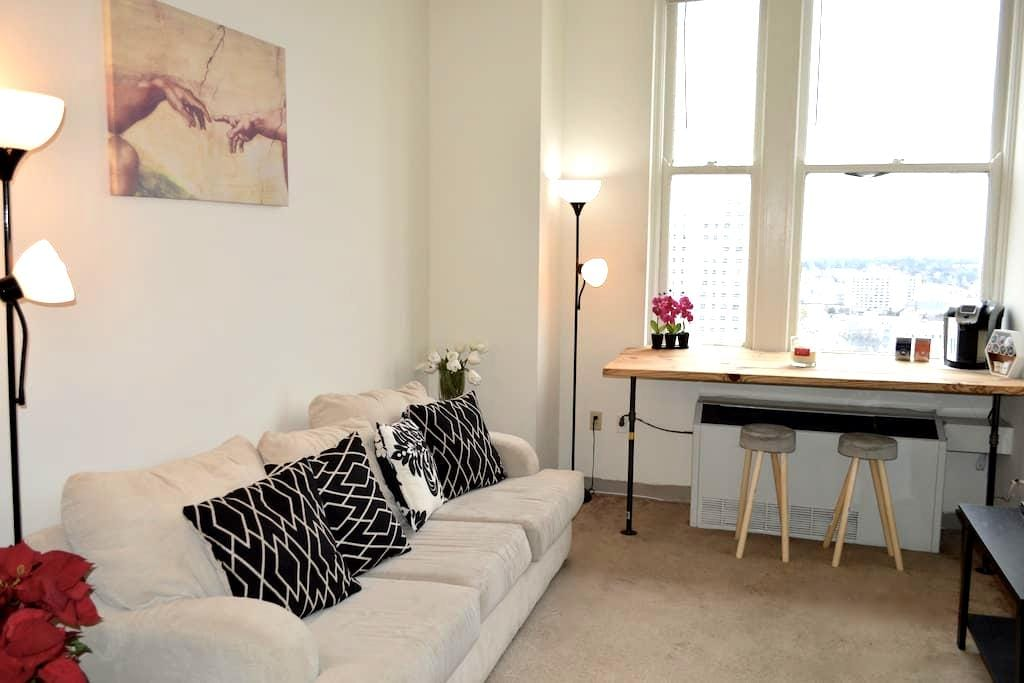 Cozy 1 BR Apartment Downtown - Walk to Beale St! - Memphis