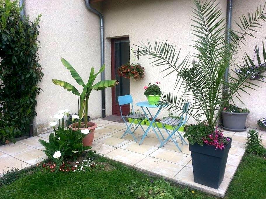 Logement  situé au pied de vulcania - Saint-Ours - 独立屋
