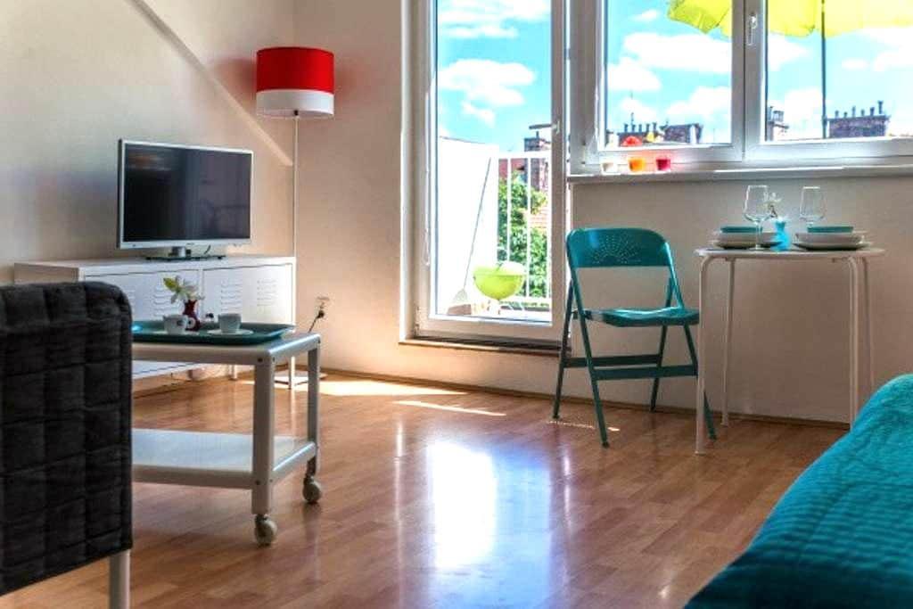 Espresso On Terrace Studio - Prague - Apartment
