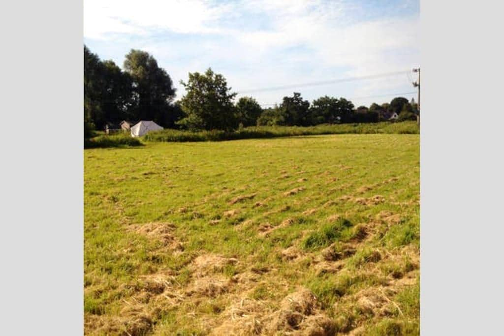 Camping at Loddon Mill Arts 4 - Loddon