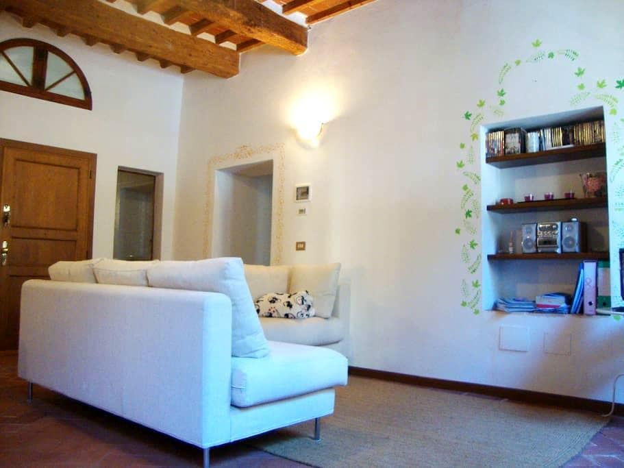Tuscan-style apartment - Pescia - Appartement