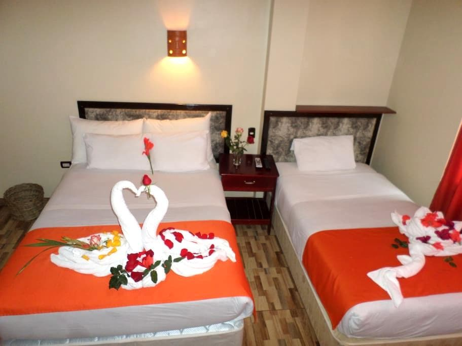 New Day - Aguas Calientes - Bed & Breakfast