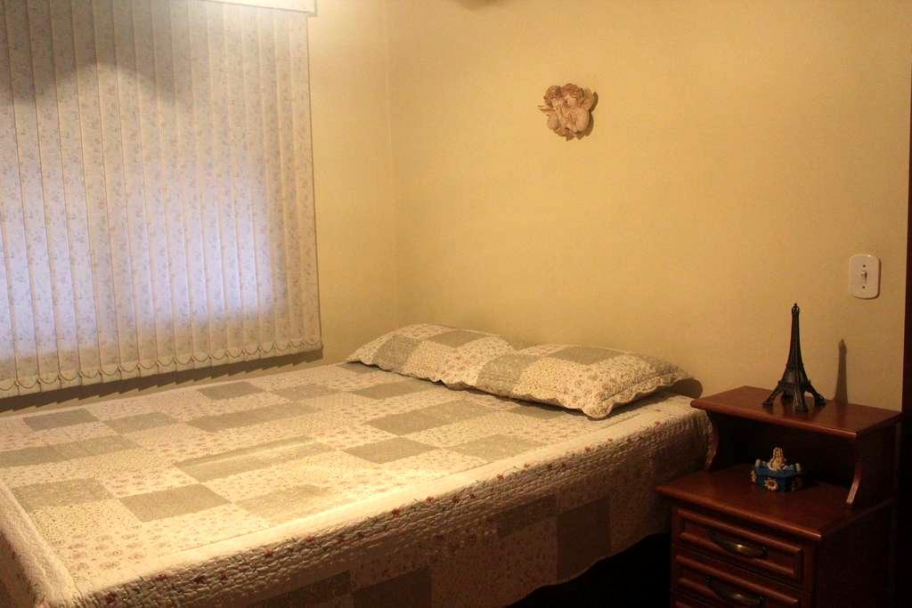 Terê, bairro nobre, ótima localização e aconchego - Teresópolis - Apartamento