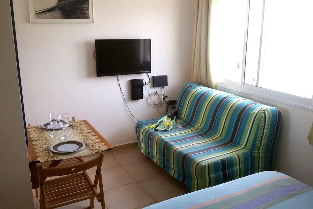 Red Sea - Blue Studio - Eilat - Apartment