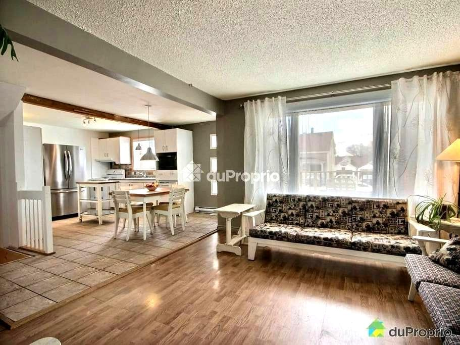 Appartement à Arvida, Saguenay - Saguenay - Apartment
