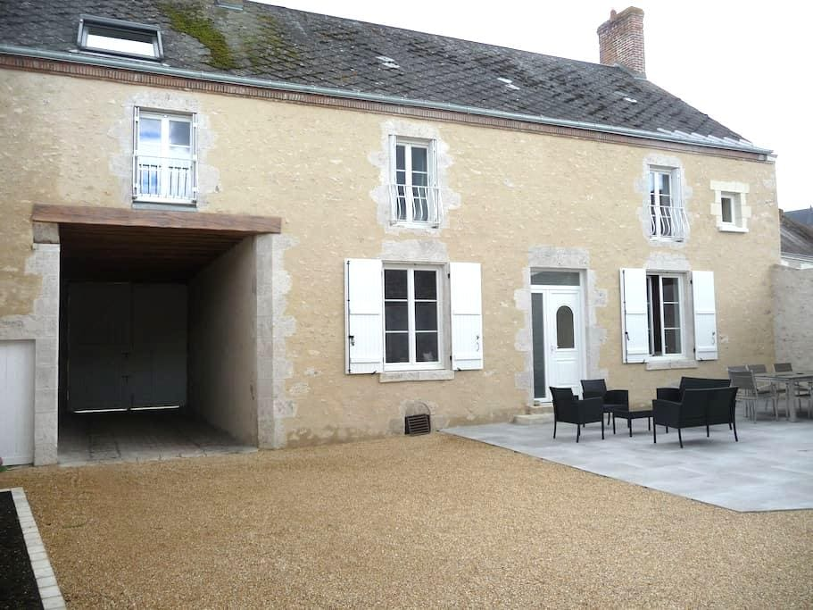 Chambre d'hotes à proximité de Chambord - Montlivault - Haus