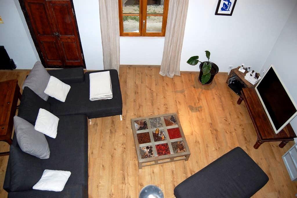 Très bel appartement centre ville - Le Vigan - Apartament