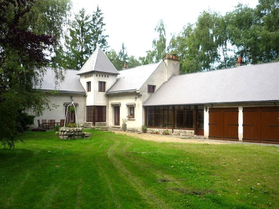 Zimmer in einem schönen Park - Morigny-Champigny - Penzion (B&B)