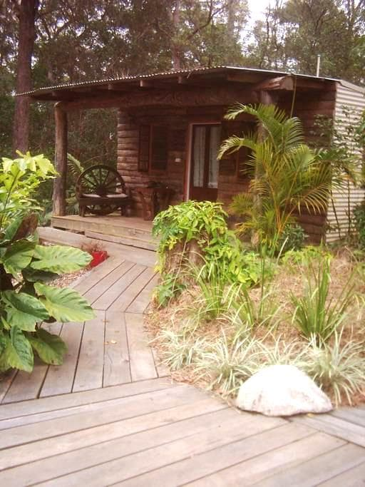 Ignite Life Lodge, Sunshine Coast Hinterland - Pomona - Houten huisje