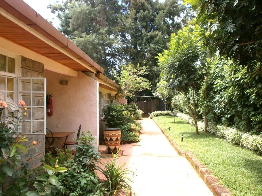 Rosslyn Studios- 10 Minutes from the UN - Nairobi