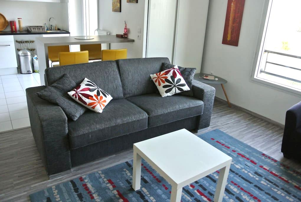 appartment airport Paris CDG 6 beds - Marly-la-Ville - Wohnung