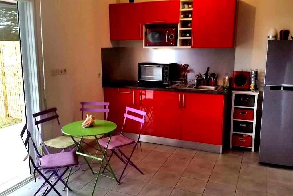 T2 tout confort proche de la plage - Cayenne, Cayenne, GF - Appartement