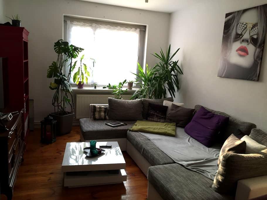 Cosy flat with a Garden - Berlin - Apartament
