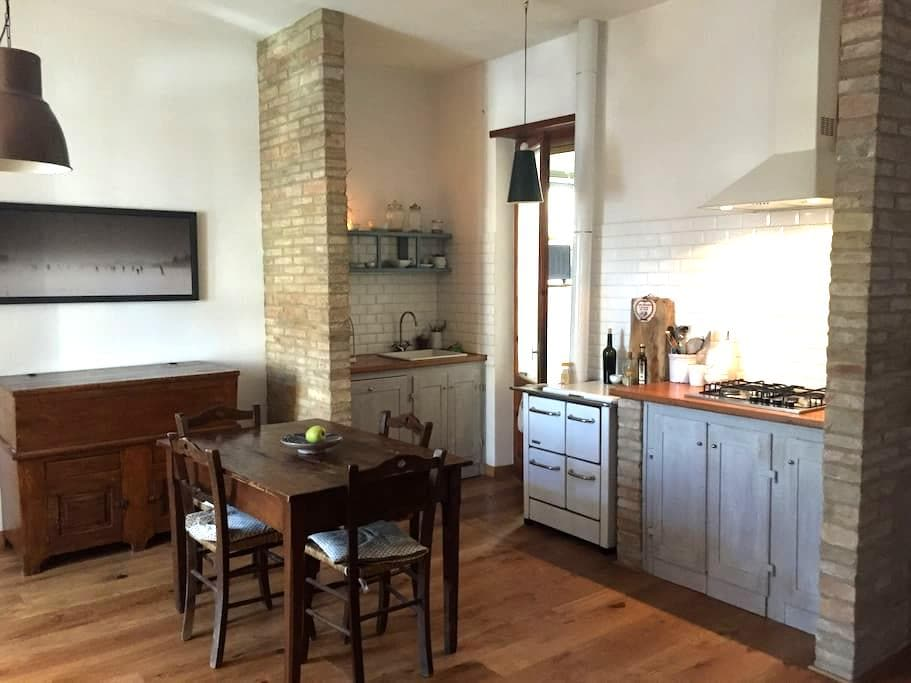 Appartamento in Val d'Orcia - Castiglione d'Orcia - Dům