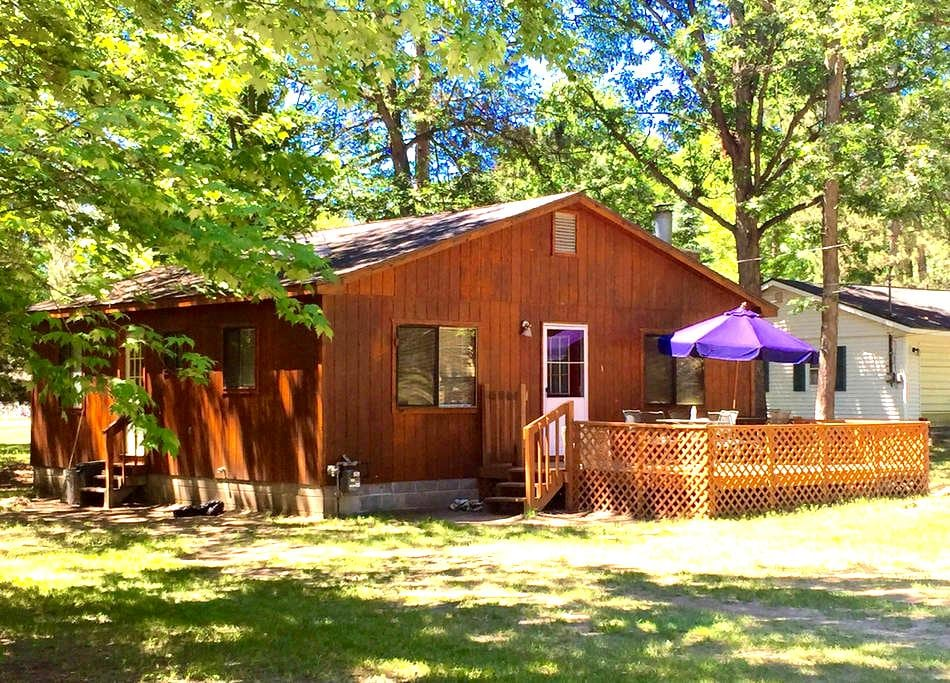 Higgins Lake Cabin convenient ! ⛱. - Higgins Lake