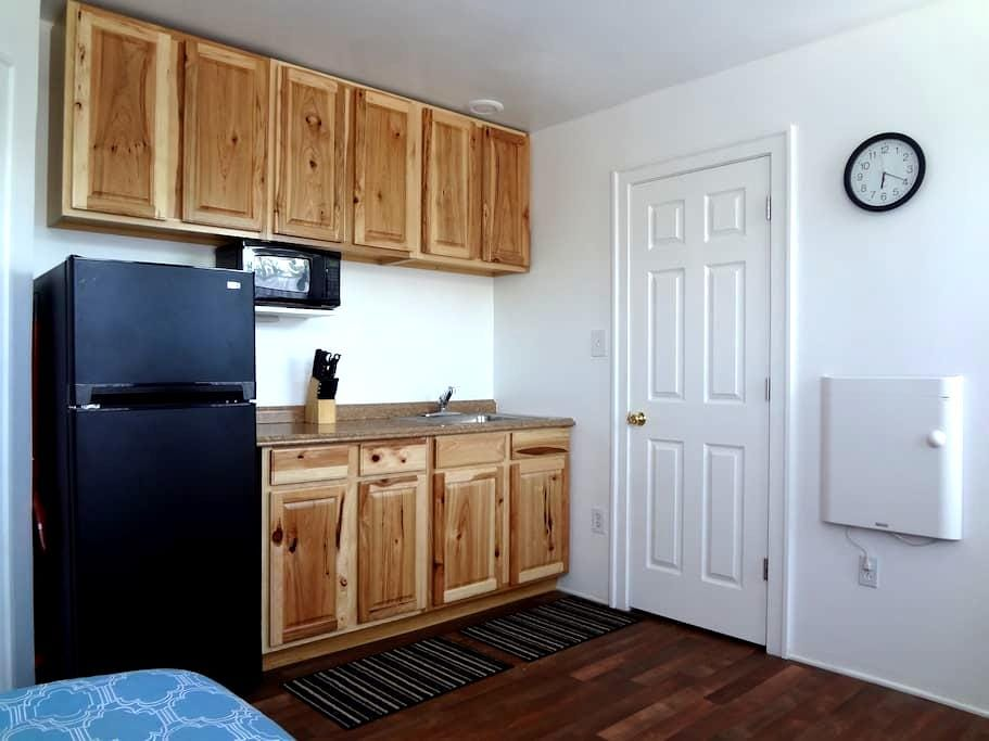 Free-standing Downtown Studio - Salt Lake City - Casa