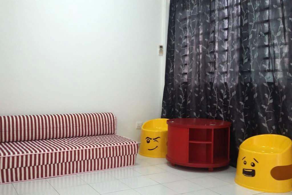 Garden @ Selesa Hillhomes - Bentong - Lägenhet