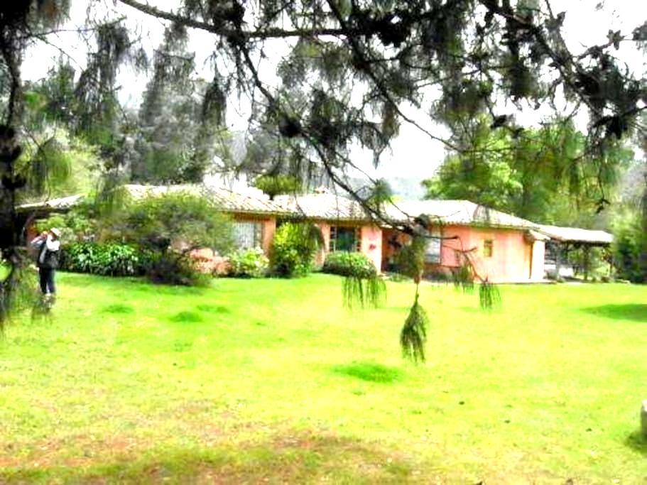 Casa Campestre, capacidad 6personas - Tenjo - House