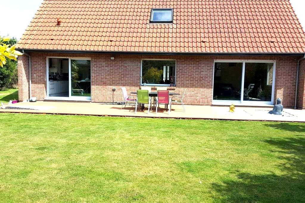 PLEASANT HOUSE ROOM AND TABLE HOSTS - Saint-André-lez-Lille - House