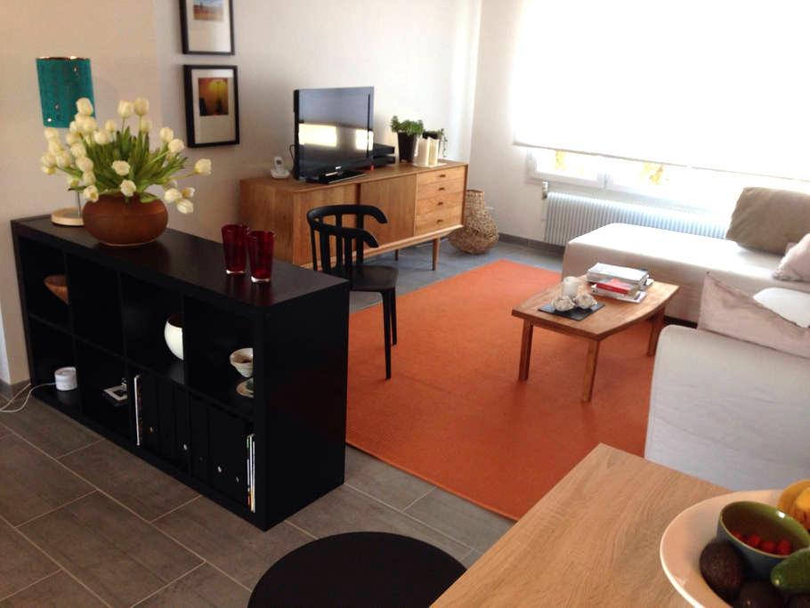 Une chambre double dans une maison - Hazebrouck - Bed & Breakfast