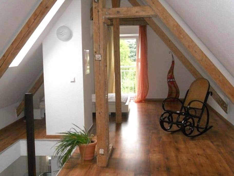 Appartment 23 in Grünwinkel - Karlsruhe - Leilighet