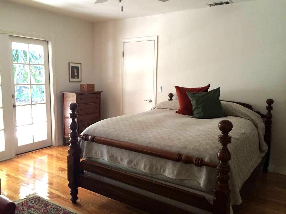 Bed and Bath with Private Entry - Rancho Santa Fe