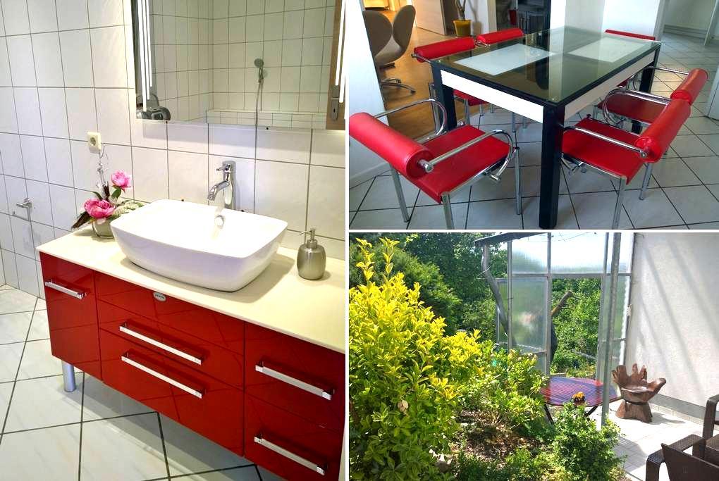 Cozy house in Königstein with BEST VIEW IN TOWN! - Königstein im Taunus - Dům