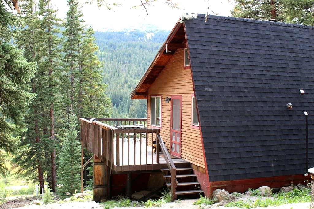 Cozy Cabin (4X4 + SNOW TIRES/CHAINS ONLY) - Breckenridge - Chalet