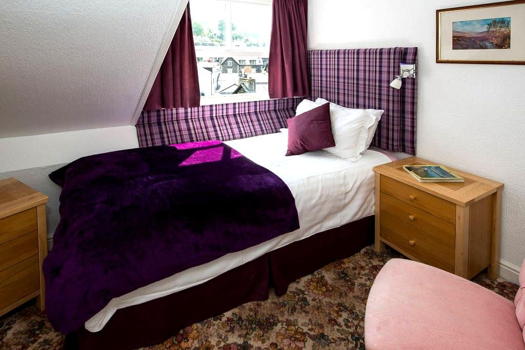 Smallwood House, single room with a view - Ambleside - Bed & Breakfast