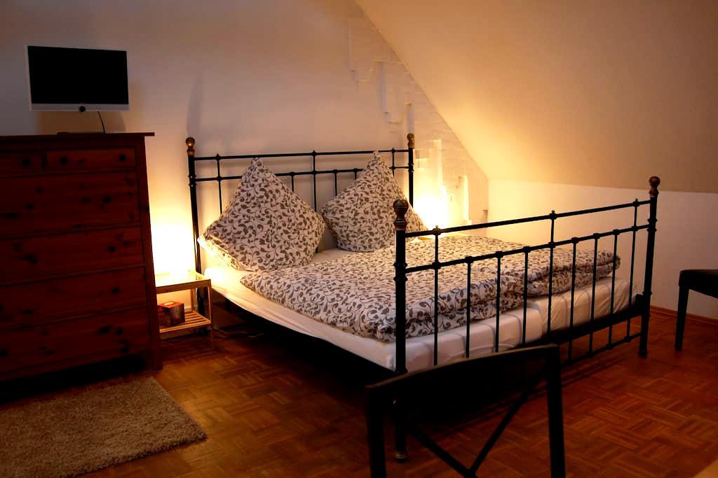 Komfortables Gästezimmer auf Hinners Hoff - Kirchlinteln - Domek gościnny