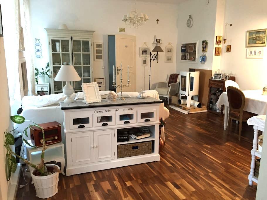 Charmant und sehr zentral gelegen - Vienne - Appartement
