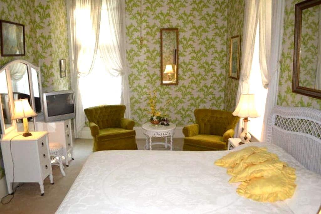 Franklin Terrace Bed and Breakfast perdot - Franklin - Bed & Breakfast